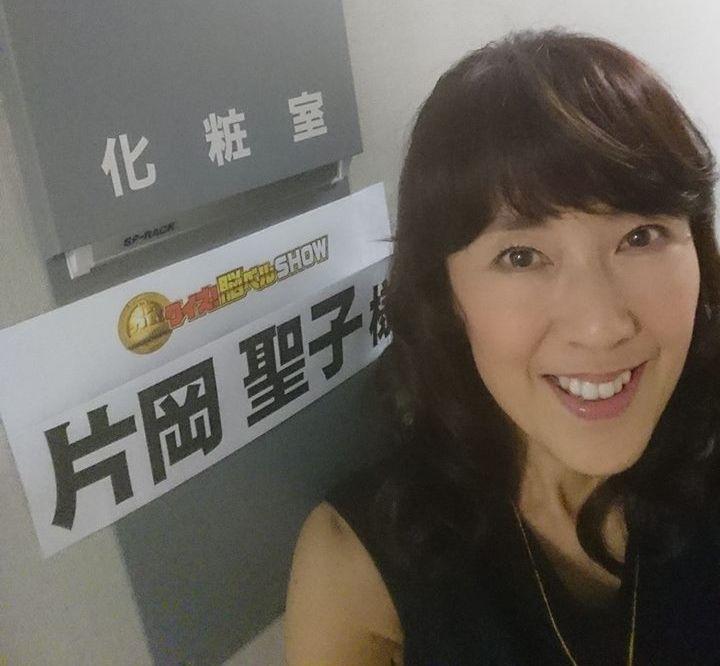 片岡聖子「クイズ!脳ベルSHOW」出演